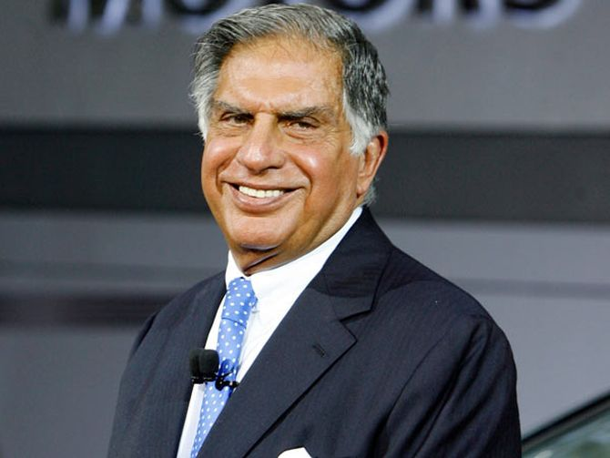 Ratan N. Tata.