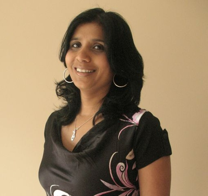 Rashmi Sinha.