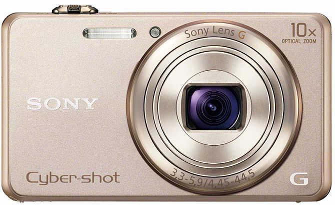 Sony Cyber-shot DSC-WX200.