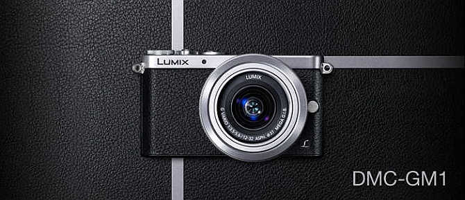 Panasonic Lumix DMC-GM1.