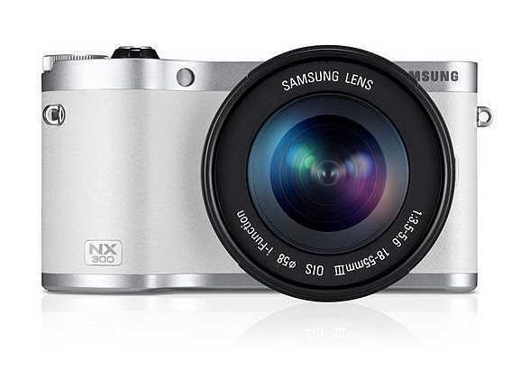 Samsung NX300.