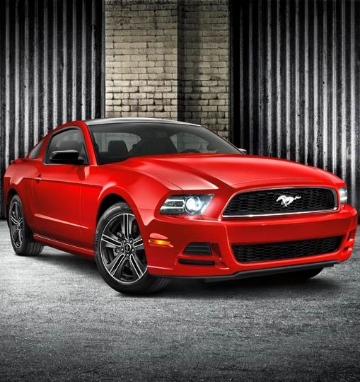 2015 Ford Mustang: Redefines muscle cars
