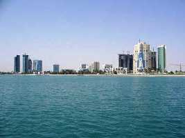 A view of Doha, Qatar