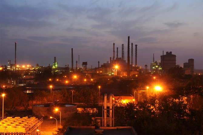 HZL's Chanderiya Smelting Complex