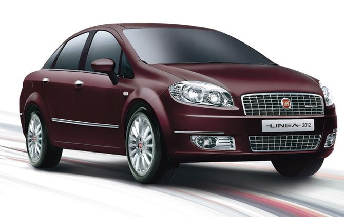 New Fiat Linea: Mind blowing looks, amazingly powerful