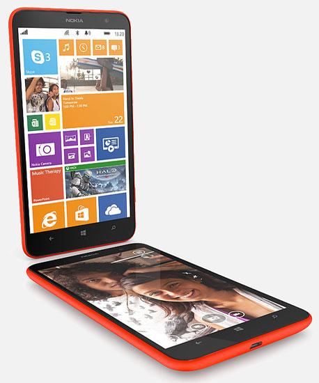 Lumia 1320.