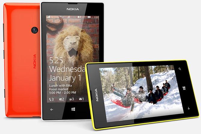 Lumia 525.