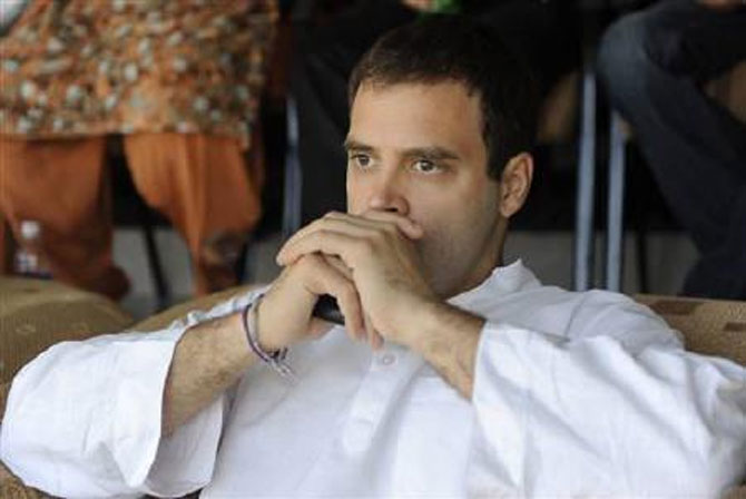 Rahul Gandhi outlines UPA's economic agenda