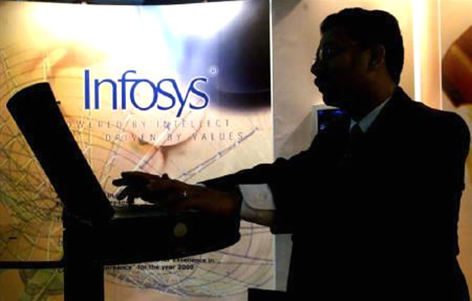 What makes Infosys tick despite 8 top-level exits in 6 months?