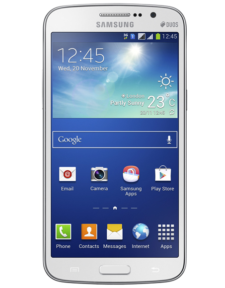 Samsung launches dual-SIM Galaxy Grand 2 @ Rs 22,900