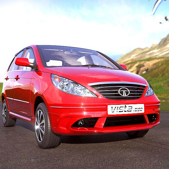 Tata Motors discontinues Vista D90; to launch a new small car
