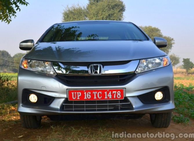 Honda City Car 2013