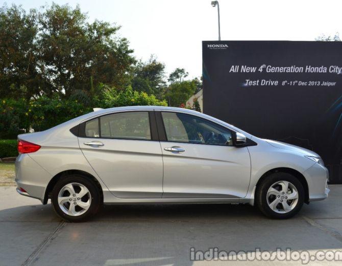 Honda City Petrol Is The Best Car In Its Segment Rediff Com Business
