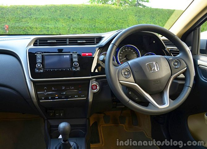 Honda City petrol is the best car in its segment