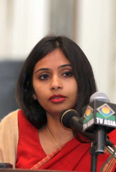 Khobragade owns properties worth Rs 10 cr in Mah, Kerala, UP