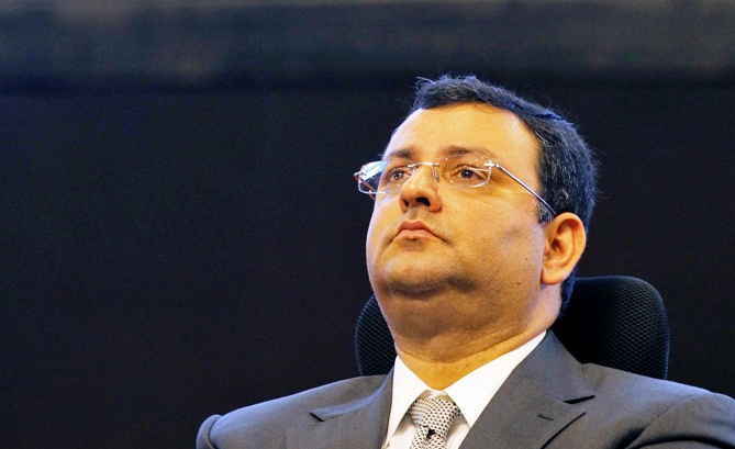 Tata Group chairman Cyrus Mistry attends the Vibrant Gujarat Summit at Gandhinagar.