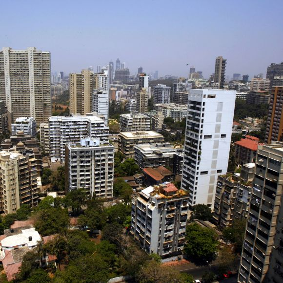 Hope for young Indians: Note purge to slash house prices