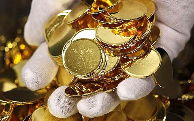 Be brave: Go for equities, shun gold