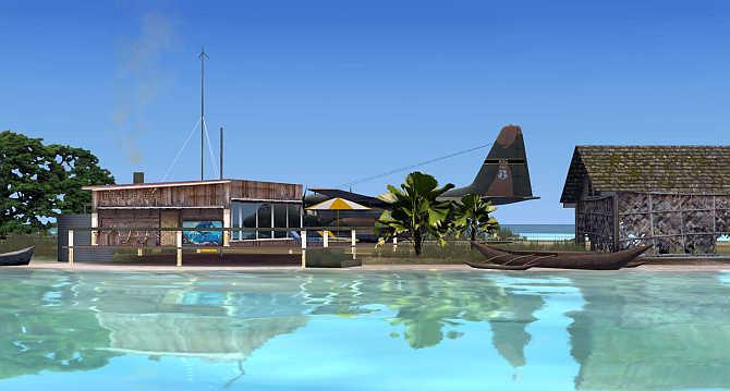 Marshall Islands.
