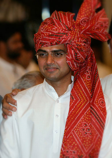 Sachin Pilot played a big role in getting the approval for the new companies law.