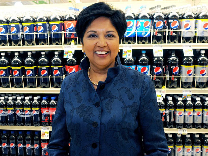 Indra Nooyi claims she remains bullish on India.