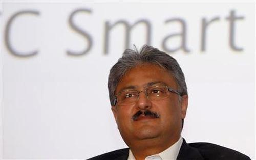 Bharti Airtel's former CEO Sanjay Kapoor.