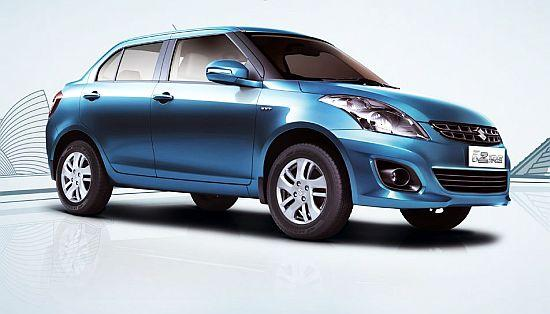 Maruti Suzuki Swift DZire vs. Sail