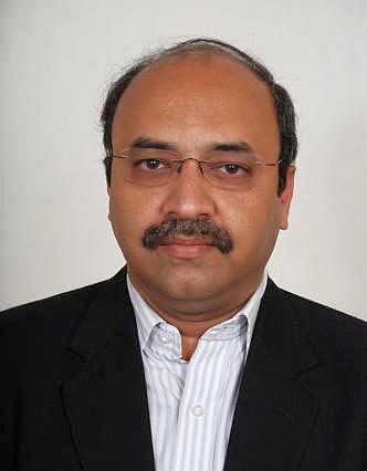 Micromax CEO Deepak Mehrotra.