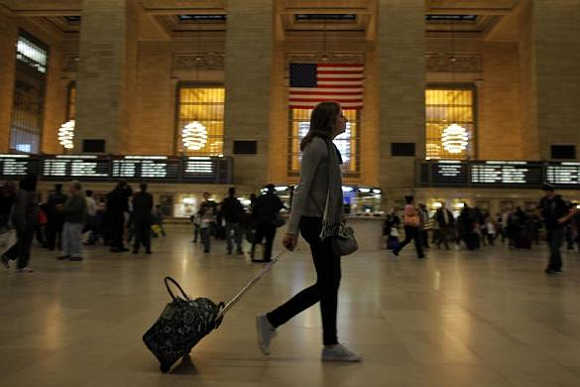 Amazing IMAGES of New York's Grand Central Station