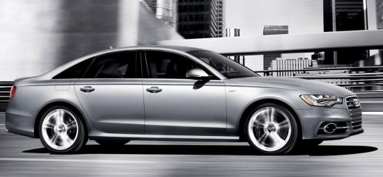 Audi S6.
