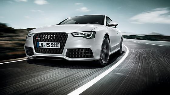 Audi RS5.