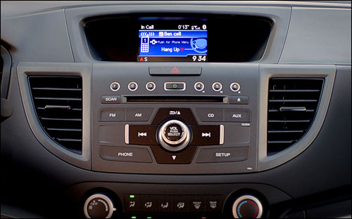 LX 2WD with i-MID/Bluetooth display.