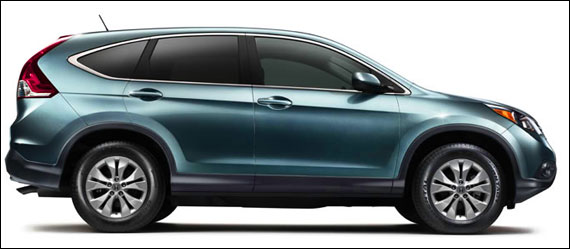 With different colors and trim levels to choose from, you're sure to find a CR-V that fits you perfectly.