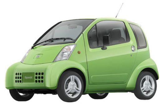 Nissan Hypermini.