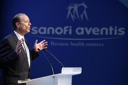 Chris Viehbacher, chief executive of Sanofi-Aventis. The demand for insulin is mostly met through imported insulin from MNCs.