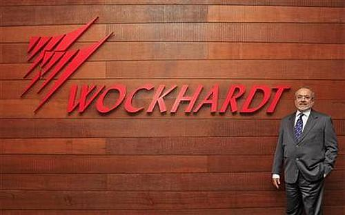 Habil Khorakiwala, chairman of Wockhardt.