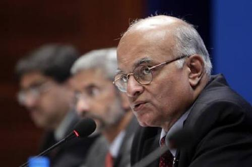 National Security Advisor Shiv Shankar Menon.