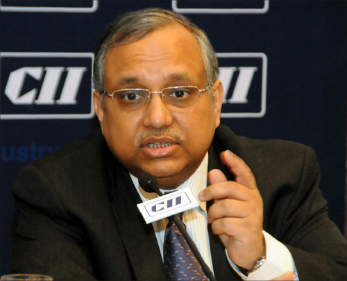 Chandrajit Banerjee, Director General, CII.