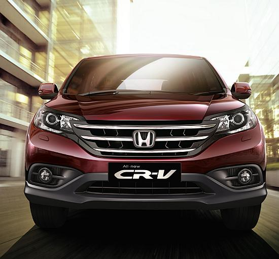 Honda Cars Launches New CR V At Rs 19.95 Lakh