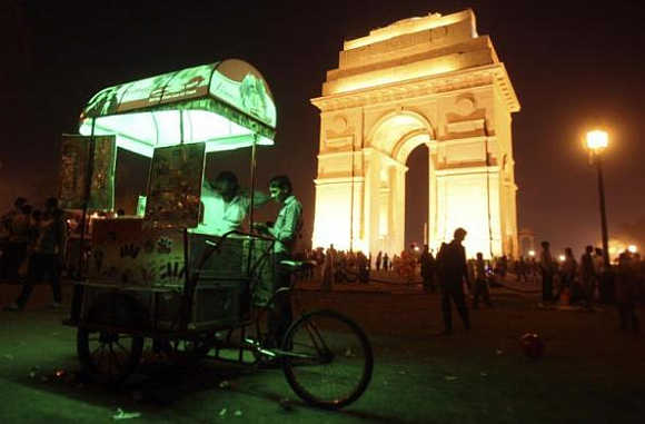 It is always a perfect time for an ice cream in India