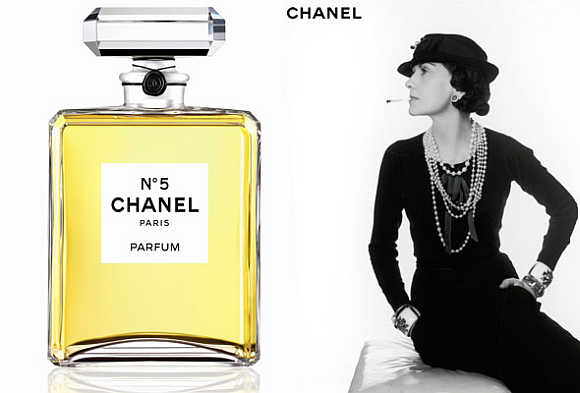 Chanel No. 5.