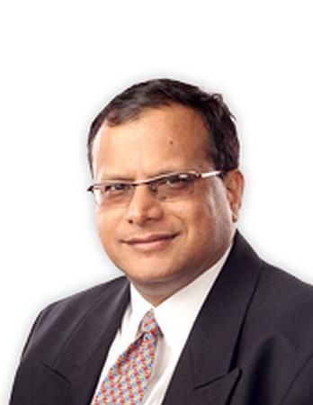 Godrej Agrovet MD Balaram Yadav.