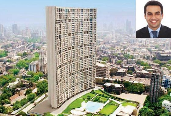 In the inset: Godrej Properties chief executive and MD Pirojsha Godrej.