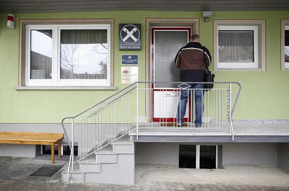 A bank in Germany has just one employee