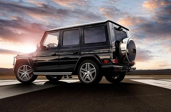 Mercedes to launch G63 SUV on Feb 19
