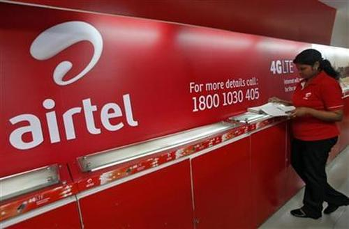 Airtel was the first service provider in the country to roll out the SMS Gyan service.