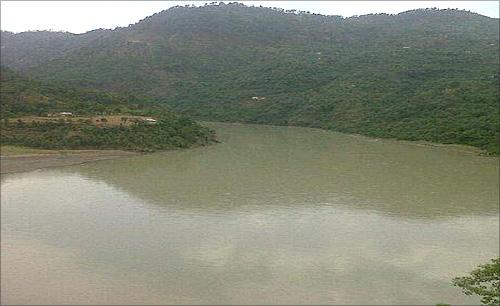 River Chenab.