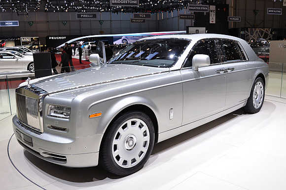 Rolls Royce Phantom Series II.