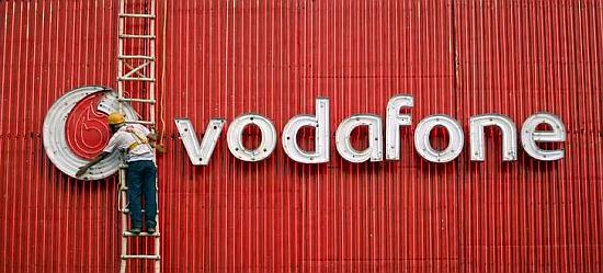 Vodafone feels that government's decision to let Ambani's firm offer voice calls is illegal.