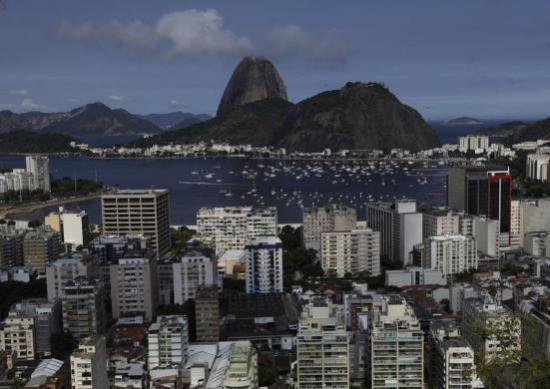 Zona Sul area of Rio de Janeiro.